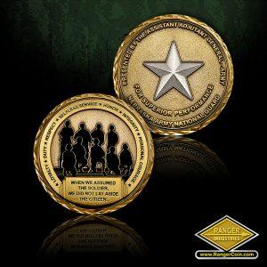 SC-0556 Nebraska ARNG BG Dahlman coin