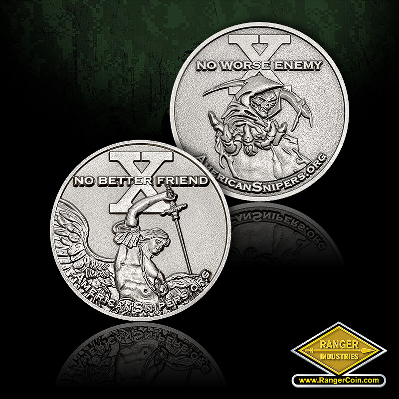 AS 10th Anniversary coin