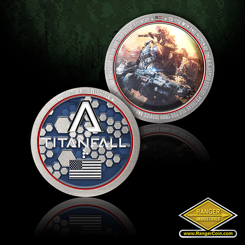 Titanfall - Titanfall, American flag, prepare for titanfall, to the men and women of the us armed forces, we than you for your service and all that you do and continue to do for this great country