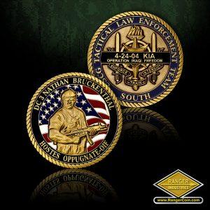 SC-0520 Bruckenthal Memorial Coin