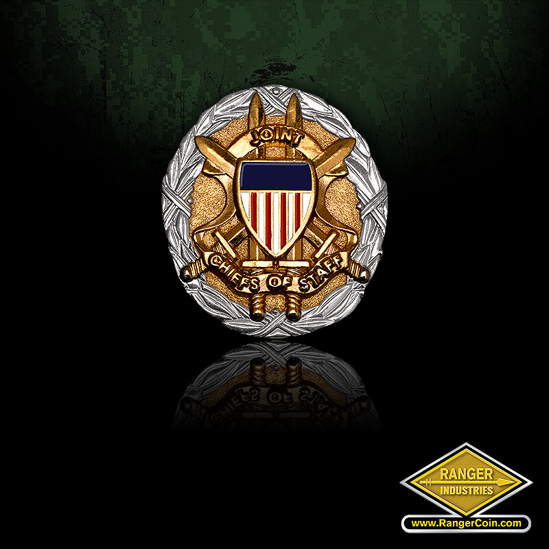 Joint Chiefs Lapel Pin
