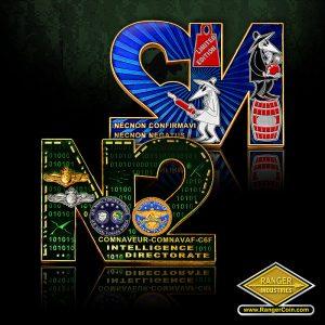 SC-0592 N2 Directorate Coin