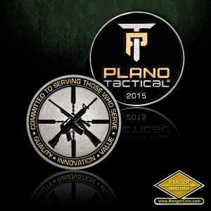SC-0602 Plano Tactical Intro coin