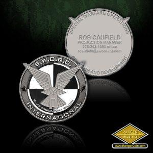 SWORD Cadre coin ROB