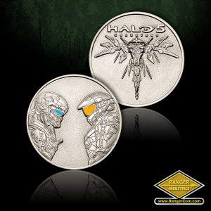 SC-0695 Halo 5 Guardians coin