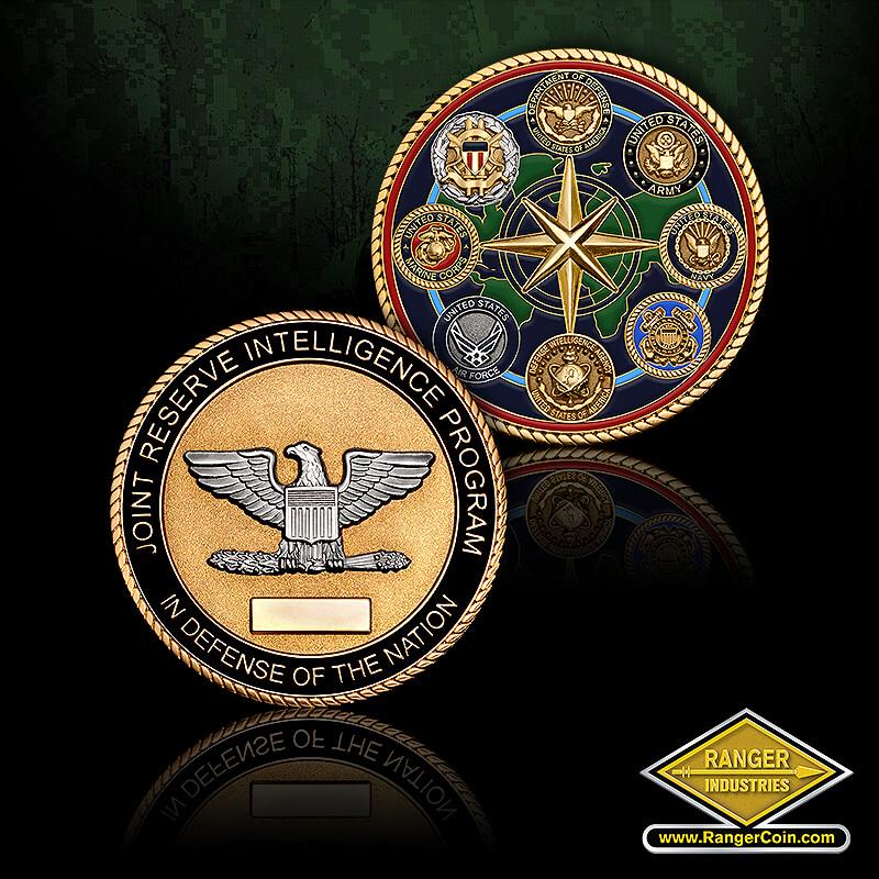 JRIP Commander coin