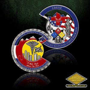SC-0850 Colorado ANG Coin