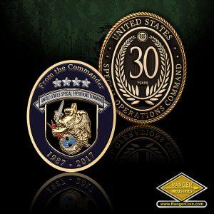 SC-0861 USSOCOM HQ Commander