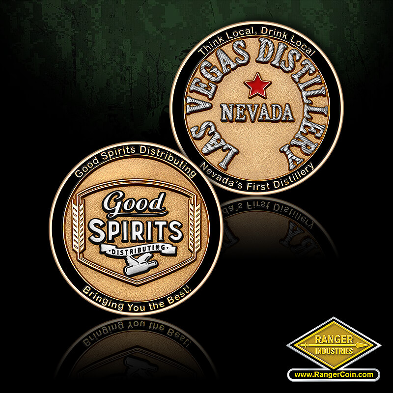 Good Spirits Distributing - Good Spirits Distributing, Bringing You the Best!, Think Local, Drink Local, Nevada's First Distillery, Las Vegas Distillery, 2011