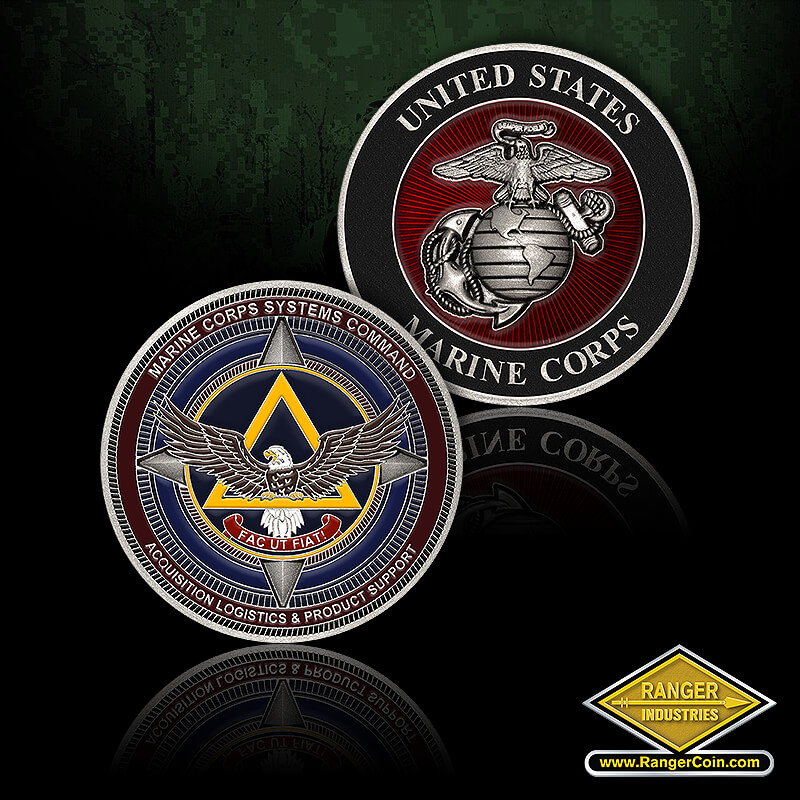 MARCORSYSCOM - Marine Corps Systems Command, Acquisition Logistics & Product Support, FAC UT FIAT!, eagle, United States Marine Crops, EGA, Success through the disciplined application of logistics and product support
