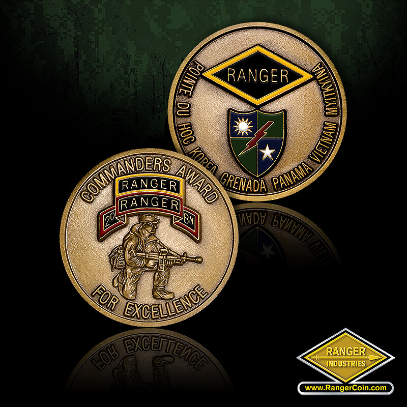 Ranger Commanders Award