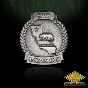 SC-0852 Sweeney ESGR Badge