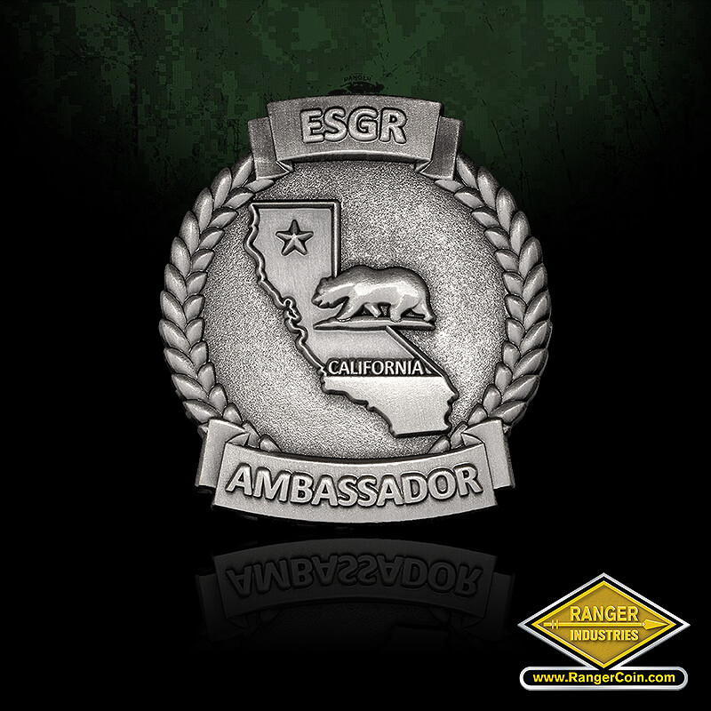 Sweeney ESGR Badge