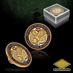 SC-0989 Department of Veterans Affairs Lapel Pin
