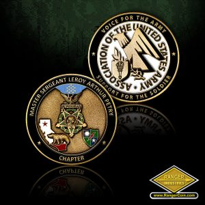 SC-1019 AUSA Chapter Medal of Honor