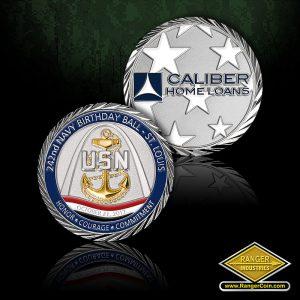SC-0980 Navy Ball, Caliber Home Loans