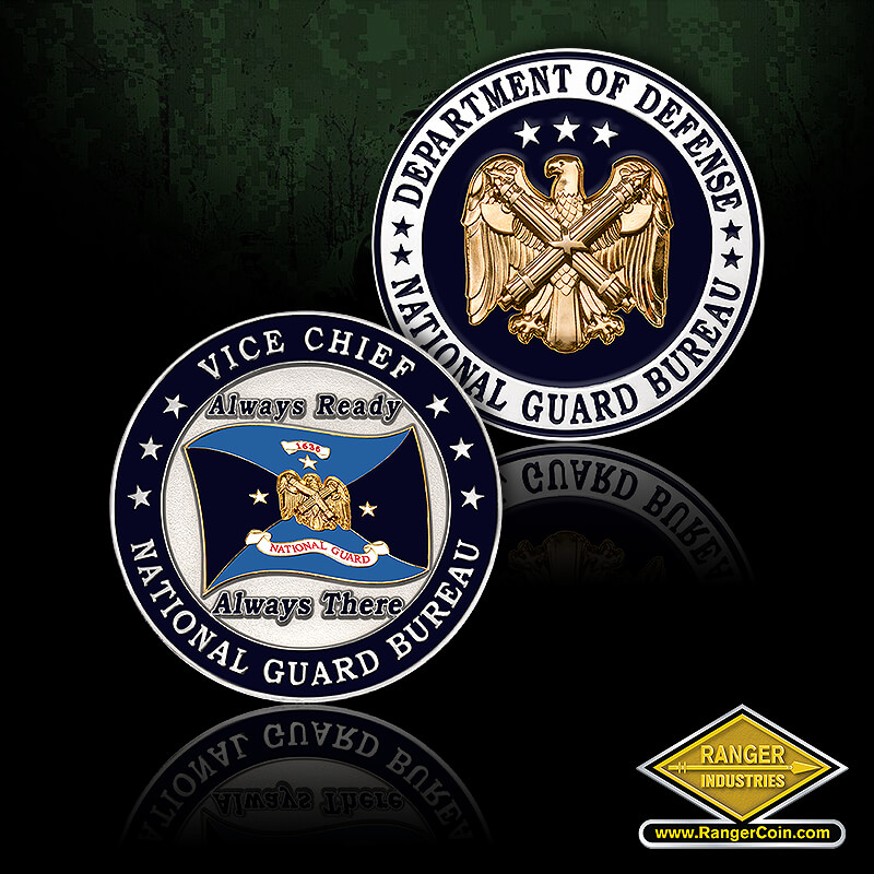 Vice Chief National Guard Bureau