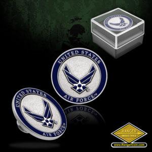 SC-0562 Air Force Lapel Pin