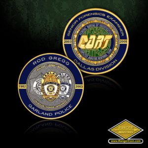 SC-5166 Garland Police / FBI CART