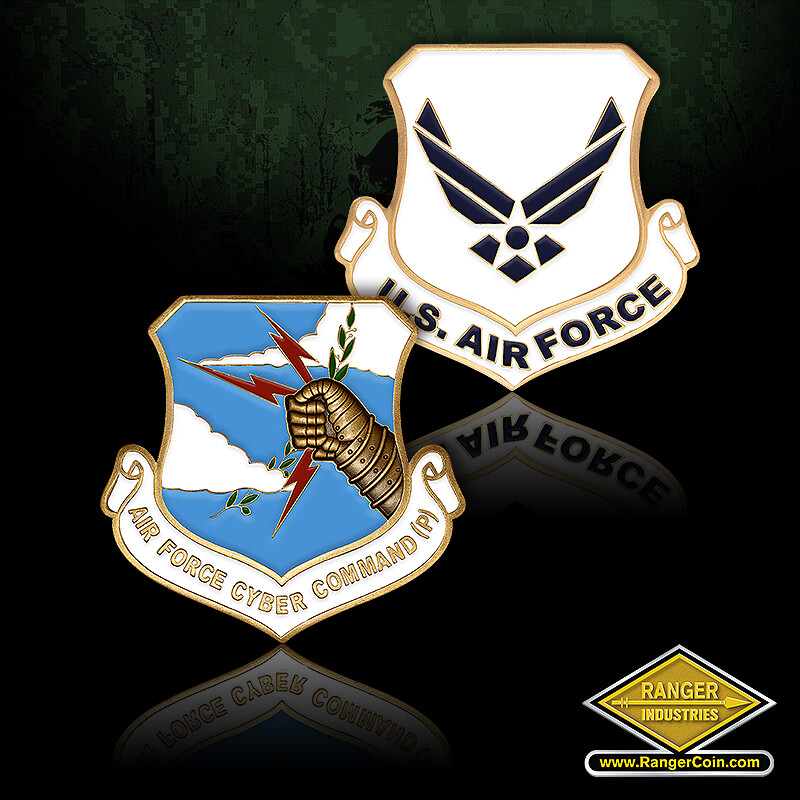 USAF Cyber Command - Air Force Cyber Command (P), USAF, U.S. Air Force