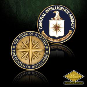 SC-1204 CIA Coin