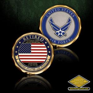 SC-1220 USAF Retired