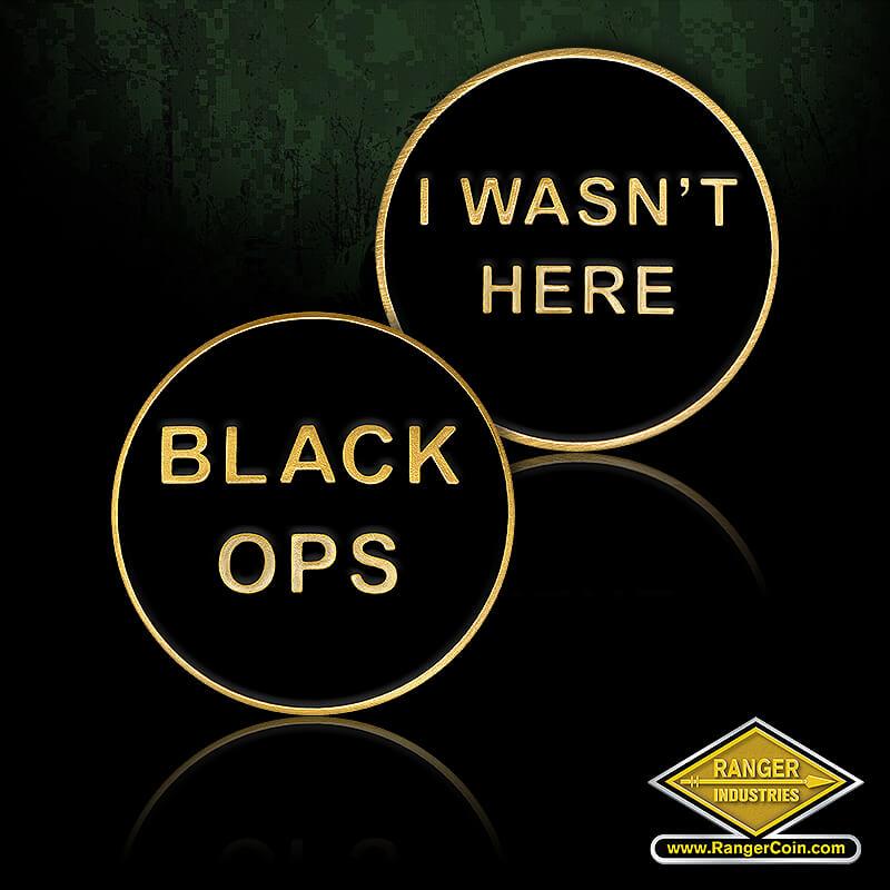 Black OPS - Black OPs, I Wasn't Here
