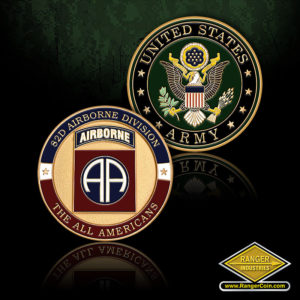 SC-5106 Army Fort Bragg 82nd Airborne Division