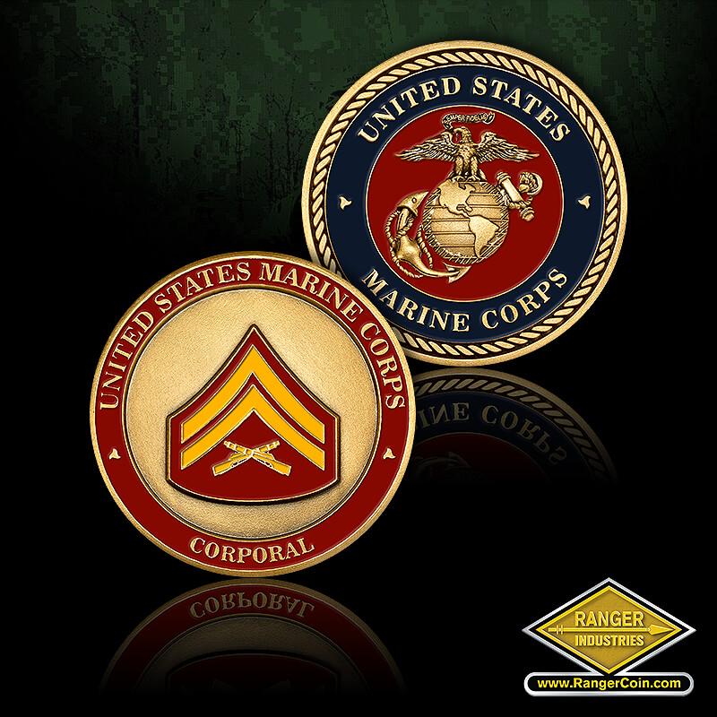 USMC Corporal Rank