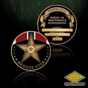 SC-5646 Bronze Star Coins