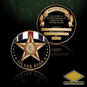 SC-5647 Silver/Gold  Star