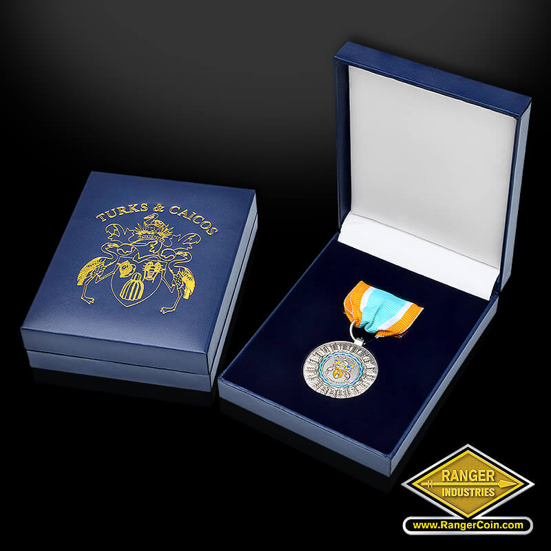Turks and Caicos – Long Service Medal