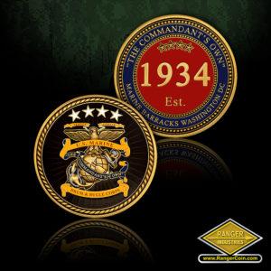 SC-5706 USMC Drum & Bugle Corps Reunion
