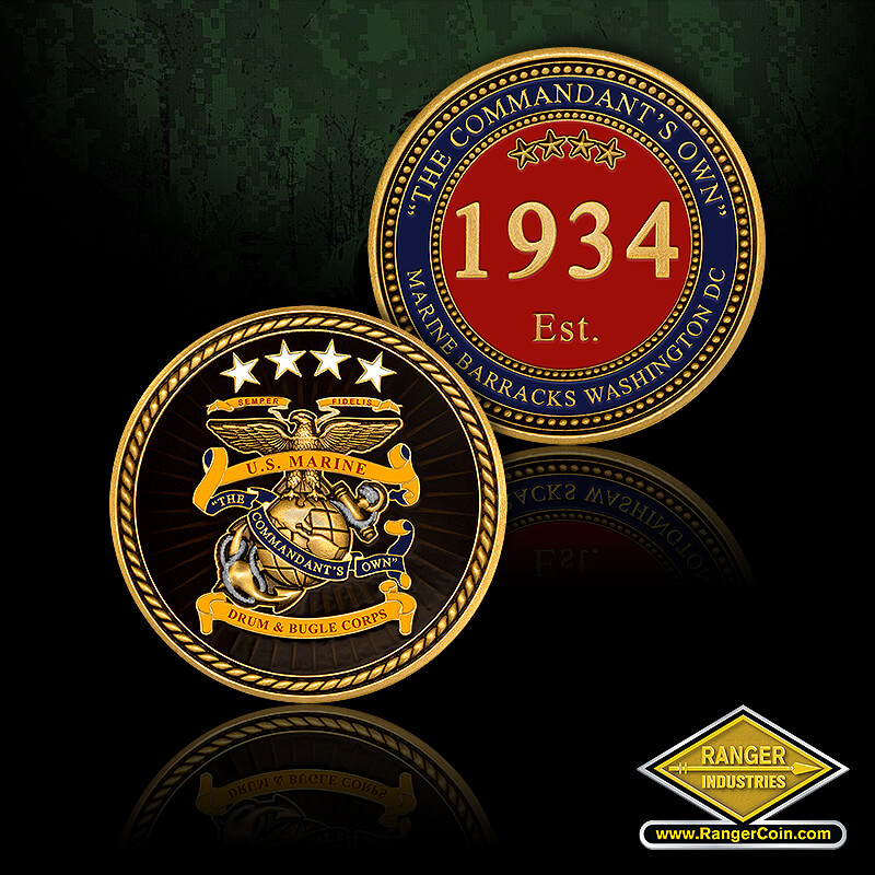 USMC Drum & Bugle Corps Reunion - 4 stars, Semper Fidelis, U.S. Marine, The Commandant's Own, Drum & Bugle Corps, 1934 Est., The Commandant's Own, Marine Barracks Washington DC
