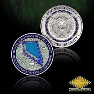SC-5708 NV DPS Cyber Defense Coordination