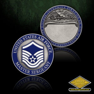 SC-1161 Air Force Master Sergeant