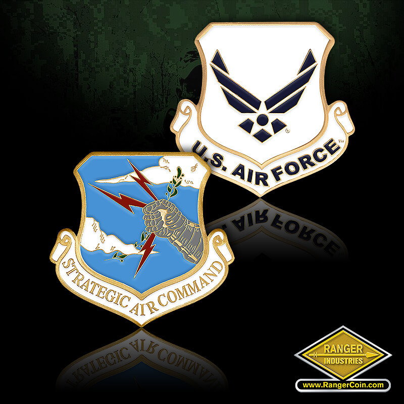 USAF Strategic Air Command - Strategic Air Command, U.S. Air Force, USAF