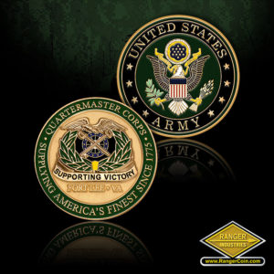 SC-5791 US Army Ft Lee Quartermaster Corps