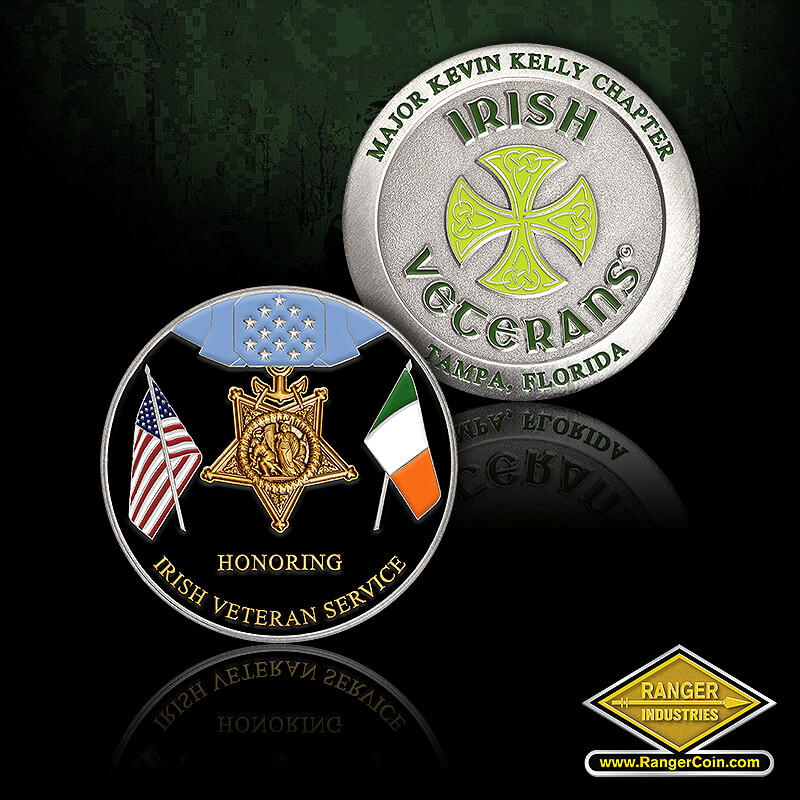 Honoring Irish Veteran Service