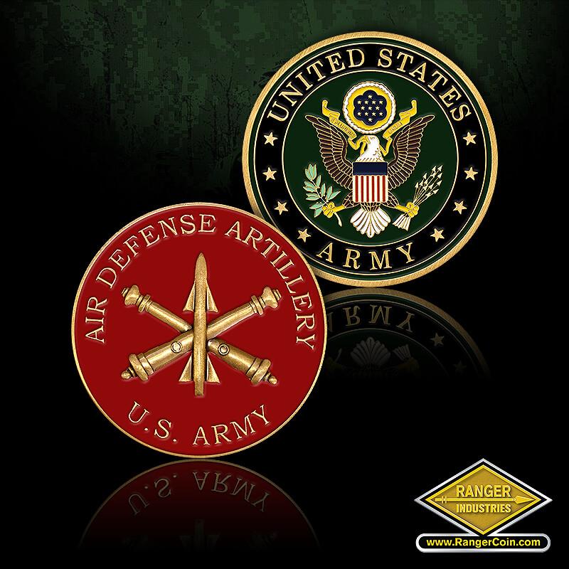 Air Defense Artillery - Air Defense Artillery, U.S. Army, United States Army