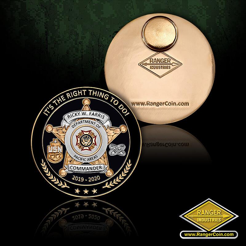 VFW Pacific Area Commander