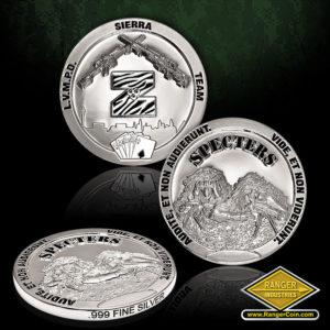 SC-5927 Las Vegas SWAT Coins – silver