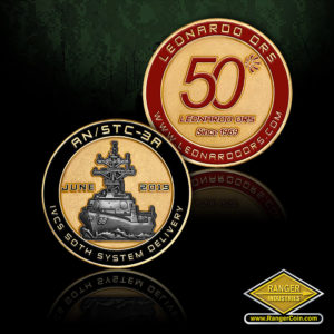 SC-5965 Leonardo DRS 50th Anniversary