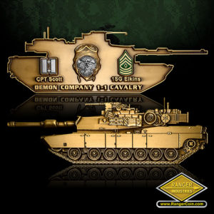 SC-5983 D Troop 1-1 CAV