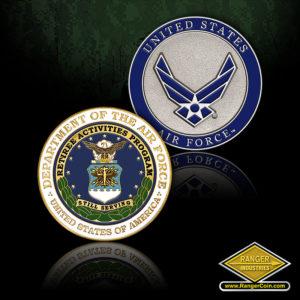 SC-1187 Retiree Activities Air Force