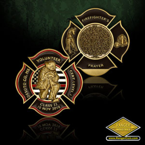 SC-6045 Firefighters Prayer
