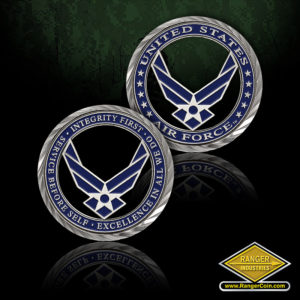 SC-5177 Core Values – U.S. Air Force Coin