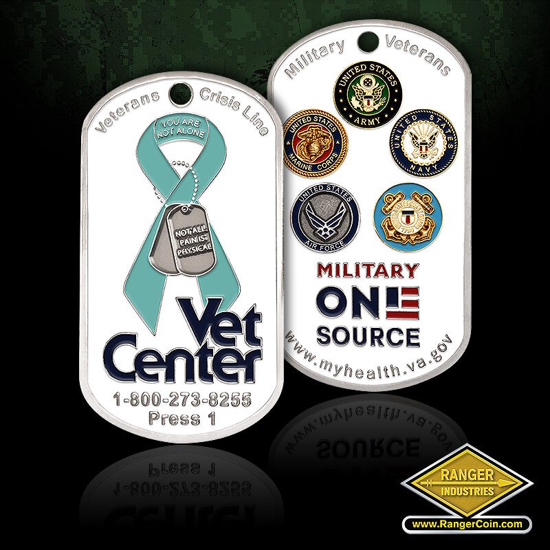 Vet Center - Veterans Crisis Line, You are not alone, Not all pain is physical, Vet Center, Military Veterans, Military One Source