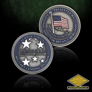 SC-3294 Caliber Home Loans Director coin