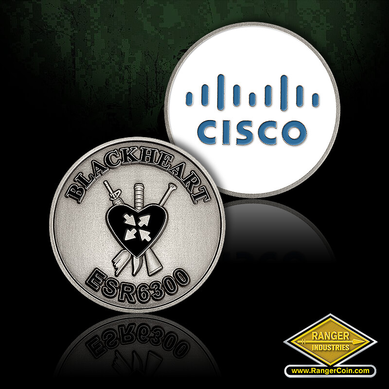 Cisco Blackheart - Cisco, Blackheart, ESR6300